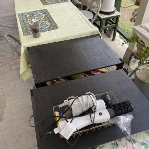 DIY収納ボックスの使い場所
