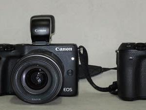 新しいカメラのボデーがきましたよ