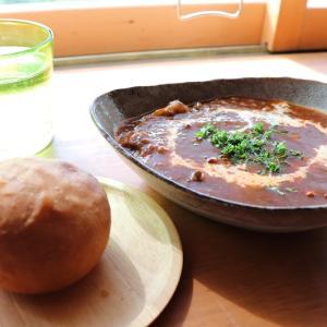 絶品ビーフシチューと美味しいパン「ユクルテラス」【美作市】