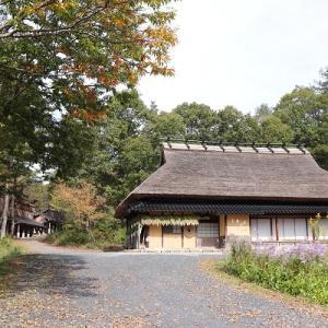 藁葺き屋根と囲炉裏でほっこりランチ「いっぷく亭」(鏡野町)