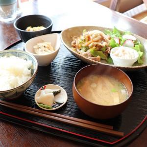 家庭食堂「ROOF」でランチ(津山市)