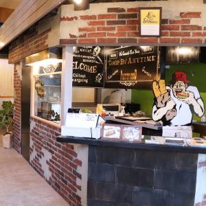 BARN DOOR(バーンドア)に新店舗オープン「おしゃれサンドランチ」津山市