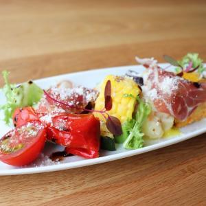 7月2日オープンのイタリア料理店「N enne」でランチ(津山市押入)