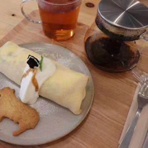 クレープは別腹ランチだけでなくカフェも人気の「ひつじの学校」(津山市)