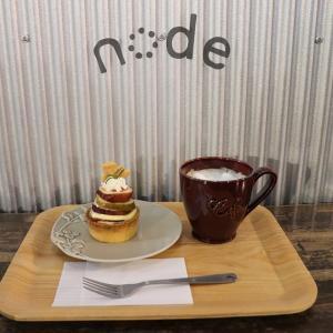 ランチの後は「node(ノード)」でデザート(津山市)