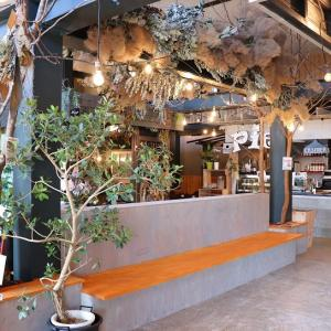 BARN DOORでランチ・カフェ(カインズ近く)津山市