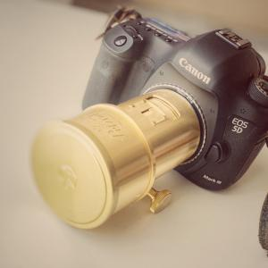 Petzval Lens f/2.2 85mm