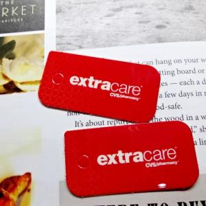 Longs Drugs(ロングスドラッグス)の赤い会員カード~Extracare card(エクストラケアカード
