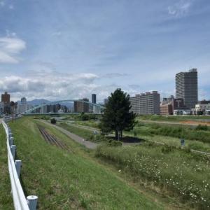 初めての旭山記念公園