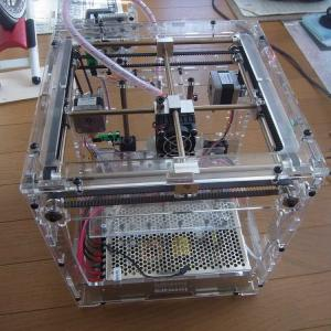 5年放ったらかしにしたデアゴ・3Dプリンタ