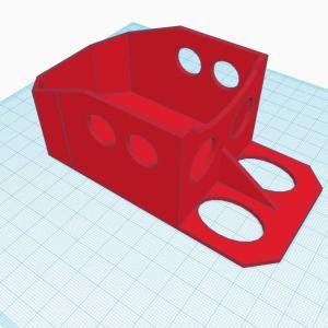 初めて自分でデザインしたBOX作成(3D)