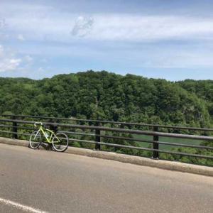 久々の支笏湖サイクリング 2021