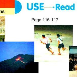 中1 英語 ニュークラウン1 Lesson 9 Four Seasons