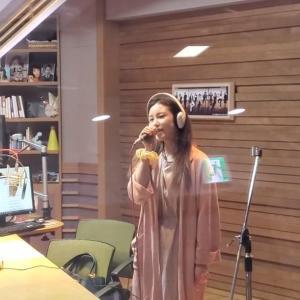 ヒョソン/전효성が自分の歌をカラオケで歌った!