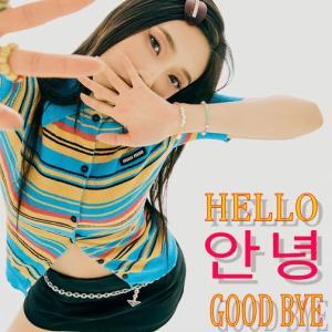 """JOY """"HELLO/アンニョン/GOOD BYE"""""""
