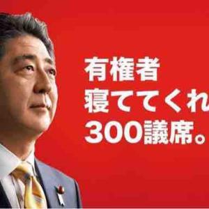 より良い日本のために投票に行こう!(参院選投票日)