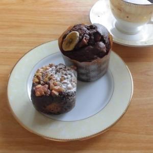 1番美味しかったチョコマフィン(≧▽≦)♪~札幌グランドホテル