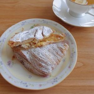 お菓子みたいなパリパリ!レモンパイ♪~パンオトラディッショネル