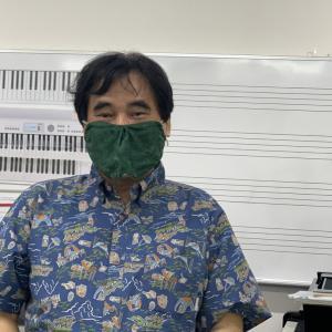 「松田 昌」大先生アレンジ講座 個人の部・・・今日からでした。