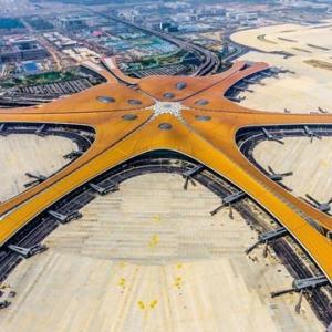 中国・北京の新空港