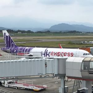 久し振りの高松空港