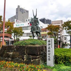井伊直政公像【滋賀県彦根市】
