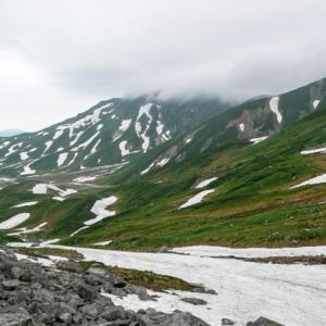 8月の立山