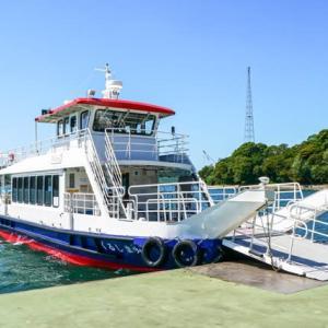 波止浜港からの渡船