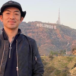 カリフォルニア1日目 ハリウッド
