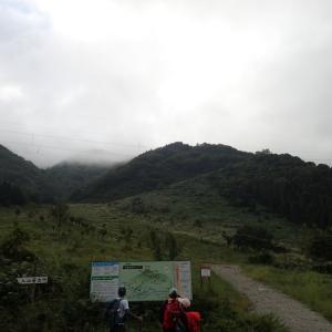 2019.10.6 荒島岳。