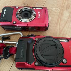 NEWカメラでも。