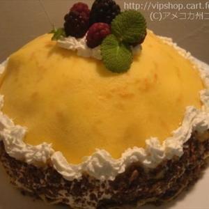 オーブン不使用!フライパンで作るスイーツ ★押しつぶさないケーキカットのコツ