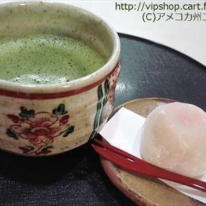 シャカシャカお抹茶タイム 奈良県のお土産をいただきました