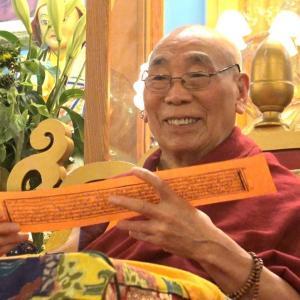 ゲシェDの1Dayコースとトンレン瞑想(前編)