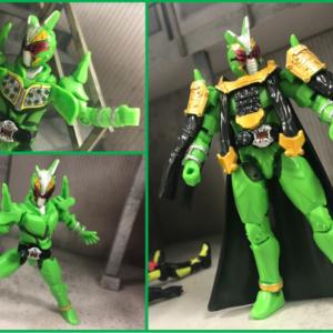 『仮面ライダーゼロワン』「装動ゼロワンAI 06にゾンジス!!」サンプルレビュー(バンダイ)
