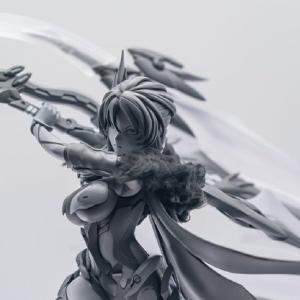 『崩壊3rd』「无量塔姬子真红骑士·月蚀Ver.」フィギュア(APEX-TOYS)原型画像公開