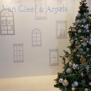 ヴァンクリーフ&アーぺル クリスマスパーティー
