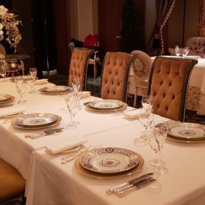華麗なるテーブルコーディネート♪