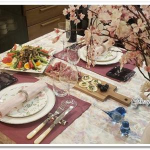 土曜日の晩御飯♪