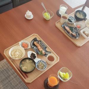 今週の朝ご飯♪