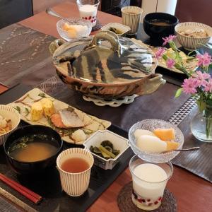 日々の朝ご飯♪