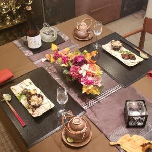 秋の味覚で晩御飯 お料理編♪