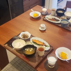 日々の朝御飯♪