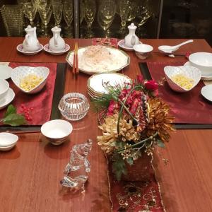 中華で晩御飯♪