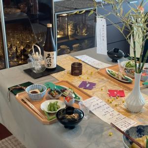 2021七夕 テーブル&お料理  その2♪