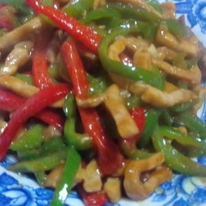 男の料理 青椒肉絲(チンジャオロウスー)