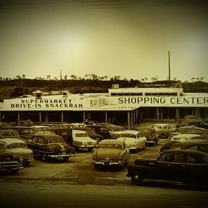 日本最古のショッピングセンター プラザハウスさん