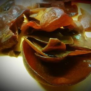 天然アラゲキクラゲの焼き飯☆