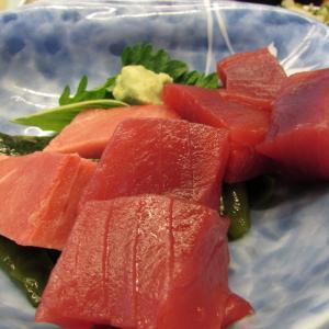 和歌山旅行6 まぐろ定食