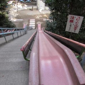 阪急・サンドイッチの旅7 恐怖の滑り台